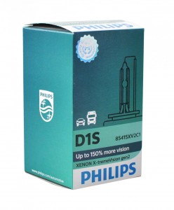 Philips D1S X-tremeVision 85V35W PK32d-2 C1