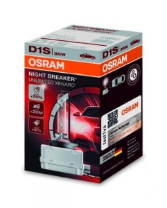 OSRAM XENARC® NIGHT BREAKER® UNLIMITED D1S