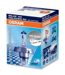 Halogen OSRAM SUPER BRIGHT R2 P45T 12V 60/55W