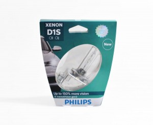 Philips D1S X-tremeVision 85V35W PK32d-2 S1
